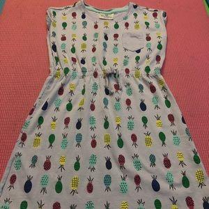 Hanna Andersson Pineapple 🍍 Dress